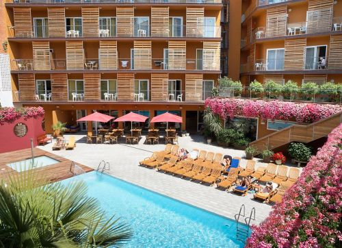 Alegria Plaza Paris (ex. Fergus Style Plaza Paris Spa) 4*
