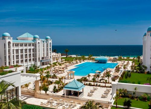 Concorde Green Park Palace (ex. Riu Green Park) 5*