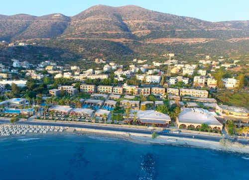 Sentido Blue Sea Beach 5*