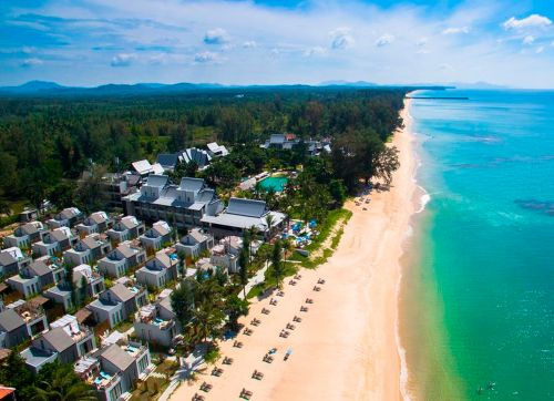 Natai Beach Resort & Spa 5*