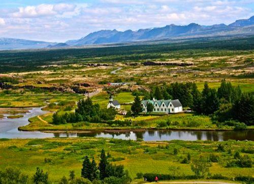 Авторский тур в Исландию