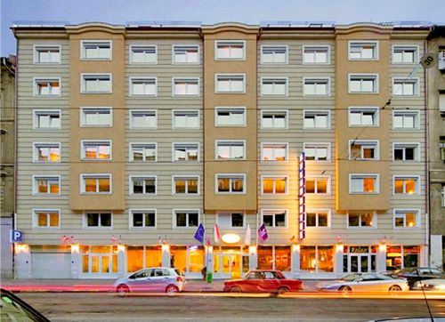Atlas City Hotel 3*