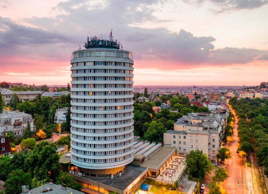 Danubius Hotel Budapest 4*