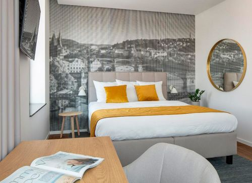 Mamaison Residence Downtown Prague 5*