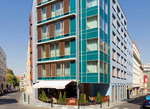 Mamaison Residence Downtown Prague 5*