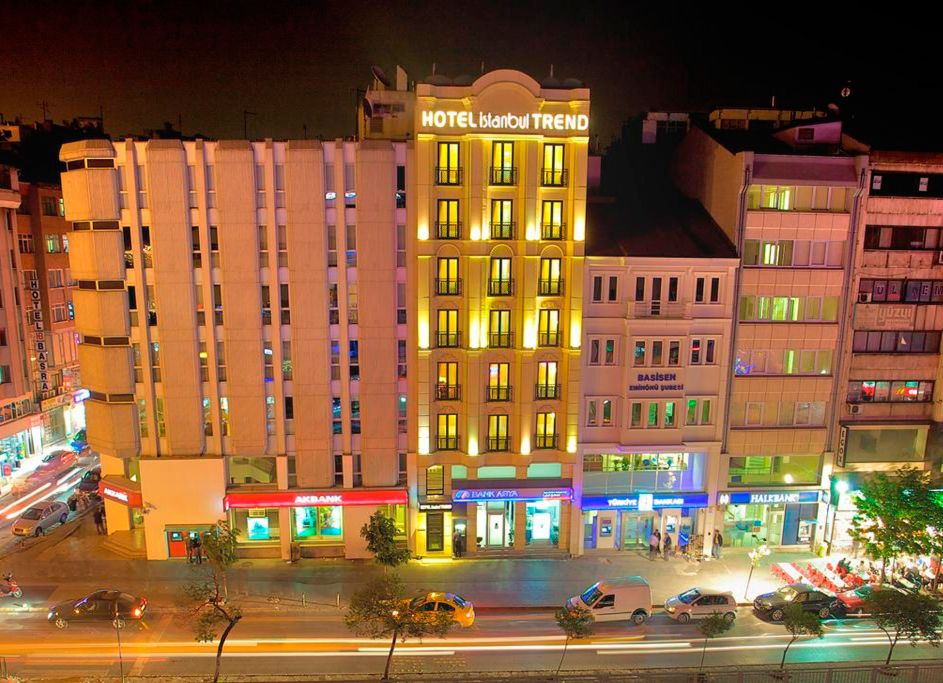 Istanbul Trend Hotel 4*