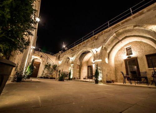 Harkasos Cave Hotel 4*