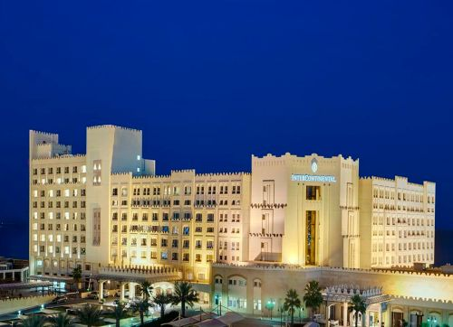 INTERCONTINENTAL DOHA 5*