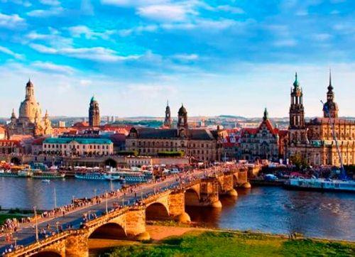 Любовь и голуби… Дрезден, Париж, Франкфурт и Прага!!!