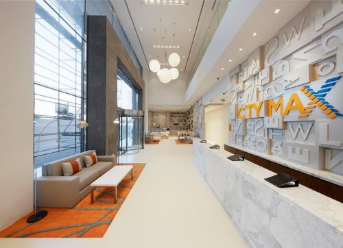 Citymax Hotel Business Bay 4*