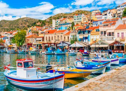 Турция + Греция. Мифы Эгейского моря