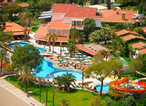 Club Boran Mare Beach Hv-1*