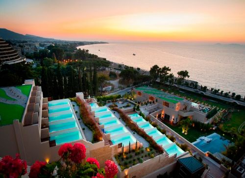 Rhodes Bay Elite Suites 5*