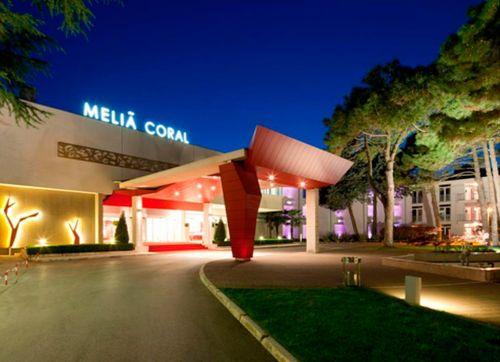 Hotel Melia Coral for Plava Laguna 5*