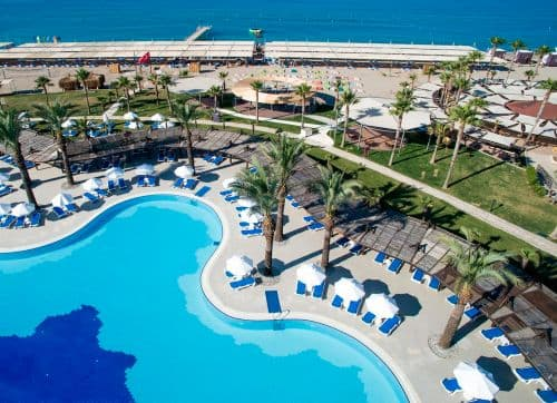 TUI BLUE PALM GARDEN 5*